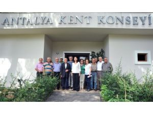 Antalya Kent Konseyi çevre kirliliğiyle savaşıyor