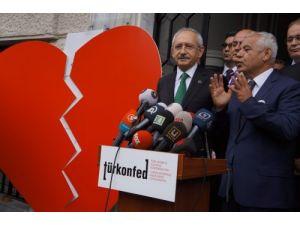 Kılıçdaroğlu: Cumhurbaşkanı olacak kişi, huzurlu bir Türkiye'yi arzu etmeli