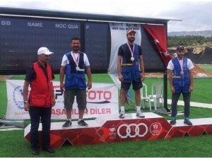 Atıcılık Türkiye Şampiyonası'nda Adanalı Şaban Şal ikinci oldu