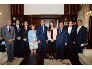 Hüseyin Sözlü: Finlandiya-Türkiye ilişkileri Adana merkezli gelişmeli