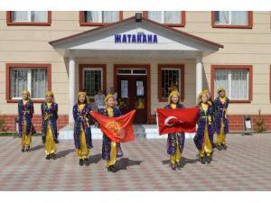 Kırgızistan'a Siverek çıkarması