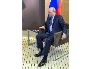 Putin: Özür dilerim, Kırım'ı NATO'ya veremeyiz