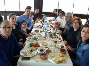 Bafralılar Ankara'da birlik ve beraberlik yemeğinde buluştu