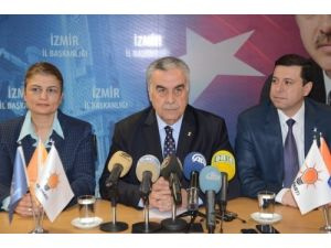 AK Parti İzmir İl Başkanı: İstifalarımız üç ay öne çekildi