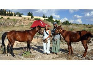 At sırtında Türkiye turu atacaklar