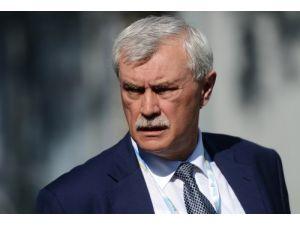 St. Petersburg valisi istifa etti, seçime gidiliyor