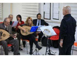 Batman'da Türk Sanat Müziği konseri