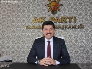 AK Parti Karabük il yönetimi istifa etti
