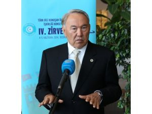 Nazarbayev: Bu tarihi fırsatı iyi değerlendirmeliyiz