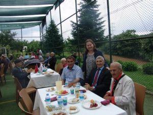 Gebze'deki Kırım Türkleri piknikte buluştu