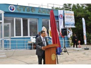 ÇOMÜ Teknopark ÇTSO Ar-Ge Merkezi açıldı