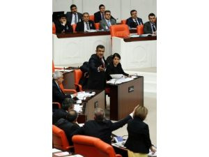 TBMM Genel Kurulu'nda 'faşist' tartışması