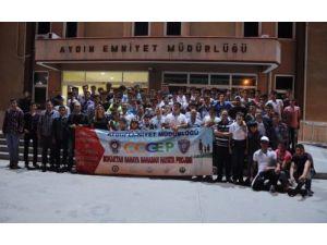 Toplum Destekli polisler Aydınlı çocuklara İstanbul'u gezdirecek