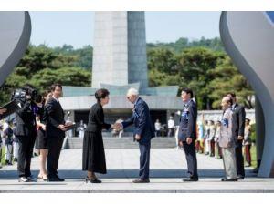 Güney Kore Devlet Başkanı'ndan güvenli devlet sözü