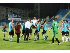İhsan Eroğul Futbol Turnuvası'nda Mersin Adliyesi birinci oldu