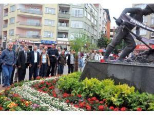 KESK Genel Başkanı Özgen Soma için hükümeti suçladı