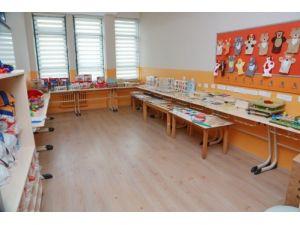 Belediye'den özel eğitime destek