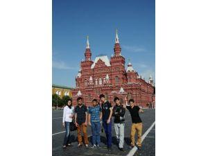 Fantastica yarışmasında birinci olanlar ödüllerini Rusya'da aldı