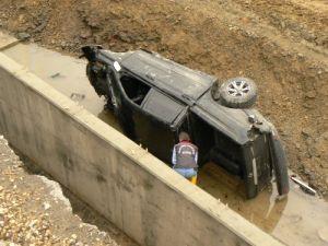 Keşan'da kaza: 1 ölü, 1 yaralı