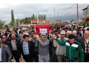 Afganistan'daki saldırıda ölen Halil Gül, Kayseri'de toprağa verildi