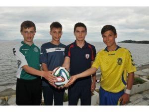 Altınordu U14 Cup yarın başlıyor