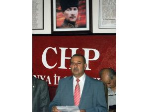 CHP Mudanya'da olağanüstü seçime ilk aday