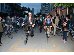 Adana bisikletle ulaşıma çok uygun