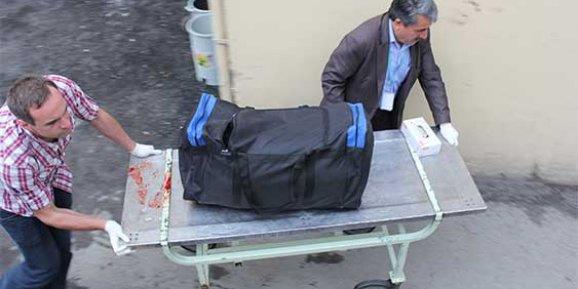 'Çantadaki ceset' cinayetinin sırrı çözüldü