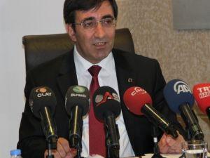 Kalkınma Bakanı Yılmaz: Başvuran 32 bin projeden 5 bin 726'sını destekledik