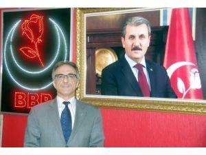 BBP'den Abdurrahim Karakoç'u anma mesajı