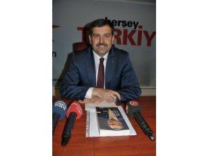 AK Parti Eskişehir İl Başkanı Reyhan ve 50 kişilik yönetim kurulu istifa etti