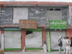 Afganistan'da devlet başkanı adayı, bombalı saldırından sağ kurtuldu
