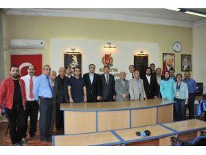 Başkan Ahmet Çakır: Medya, vatandaş ile aramızda köprü