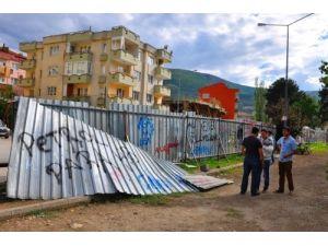 Mahkeme, Amasya'da yeşil alana benzinlik iznini durdurdu