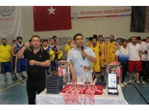 Eskişehir işitme engelliler Türkiye basketbol şampiyonu oldu