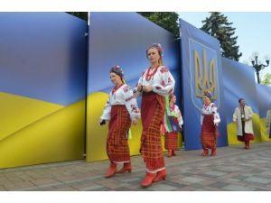 Poroşenko'nun yemin töreni için hazırlıklar tamamlandı