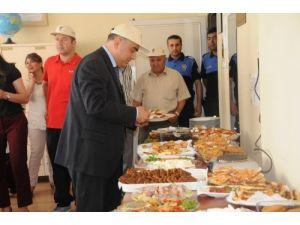 Polisin Gaziantep'e geziye götürdüğü öğrencilerden teşekkür kahvaltısı