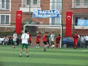 İlteriş futbol turnuvası şampiyonu TML oldu