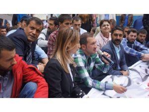 Başbakanlık'a yürümek isteyen CHP'lileri polis engelledi