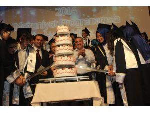 Ereğli Fatih Koleji'nden 85 öğrenci mezun oldu