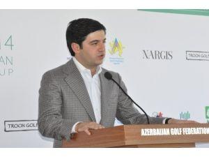 Azerbaycan'da ilk kez golf turnuvası yapıldı