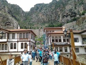 29 Ekim ilkokulu Amasya'ya gezi düzenledi