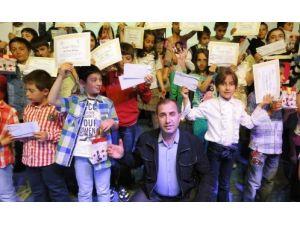 Erzurum'da 25 bin öğrenci 60 bin kitap okudu