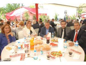 Kırıkkale'de TÜRKİAD Şenliği yapıldı