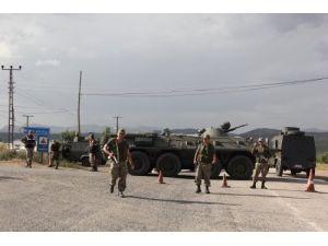 Diyarbakır-Bingöl karayolu 15. günde de açılmadı