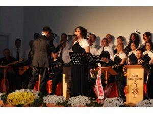 Bafra Musiki Cemiyeti'nden konser