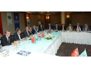 'Bursa tüm Balkanlara yetecek güçte'