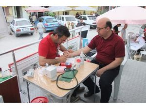 BASİAD, kan bağışı kampanyasına destek verdi
