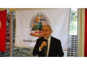 AK Parti'li Ekrem Erdem: Birbirimizden korkmayalım, çekinmeyelim, saygı duyalım