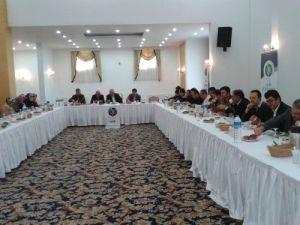 Aktif Eğitim Sen Yozgat Temsilciliği 'ortak akıl toplantıları'na başladı